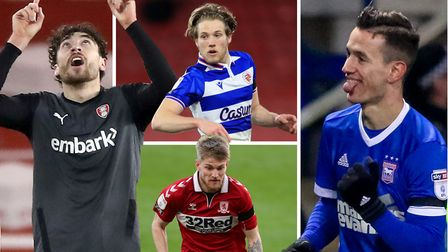 Matt Crooks, Lewis Gibson, Hayden Coulson and Bersant Celina are players Ipswich Town are currently working on deals for.