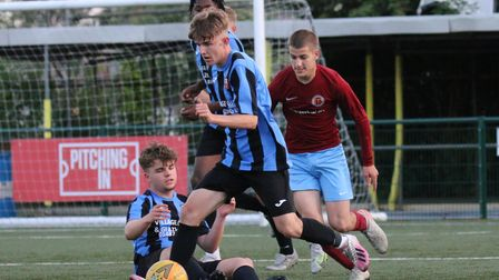 March Town Athletic Under 16s vs Deeping Rangers Under 16s