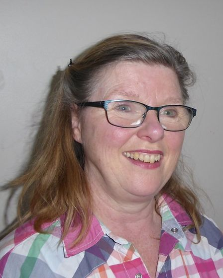 Ann Bowyer, Green candidate for Dereham North. Pic: Green Party.