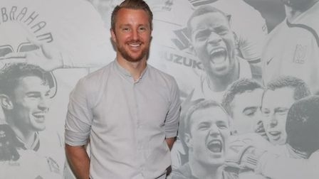 Former Ipswich Town player Dean Bowditch has a new role at MK Dons. Photo: MK Dons