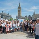 Sling The Mesh goes to Parliament: