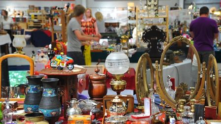 NorfolkAntique and Collectors Fair is returning to the Norfolk Showground this month