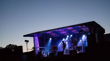 There will be a jam-packed programme of live music at the Big Dray Out.
