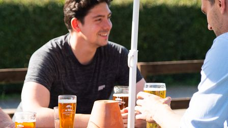 At the Big Dray Out there will be a beer tent and street food.