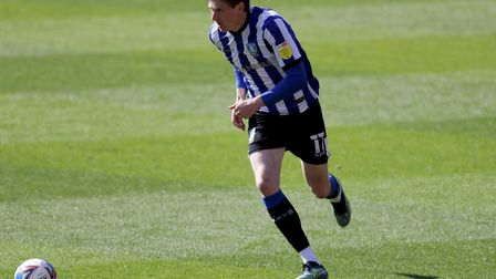 Sheffield Wednesday's Adam Reach during the Sky Bet Championship match The Riverside Stadium, Middle