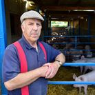 Farming feature with Peter Mortimer, owner of Metfield Pigs.