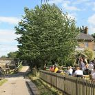 Grand Junction Arms pub at Bulbourne