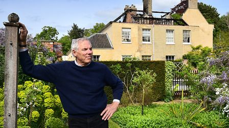 Oulton Hall owner Bolton Agnew.Picture: ANTONY KELLY