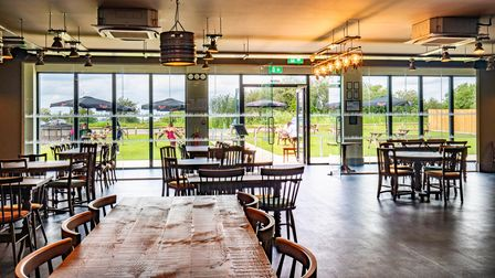 The Warehouse Taproom Bar and Restaurant in Setchey will be offering Blue Light Card holders a discount on all food.