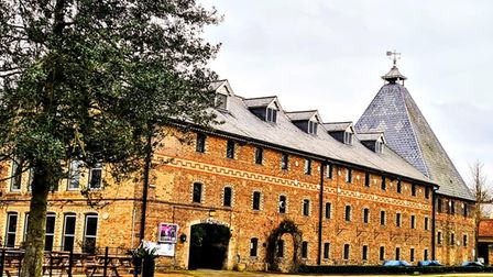 Ely photographer Nicky Still's image of The Maltings.