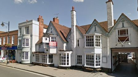 The fight took place outside theAKA Restaurant in Newland Street, Witham.