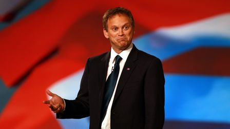 File photo dated 07/10/12 of Conservative Party chairman Grant Shapps, who has insisted Starbucks ha