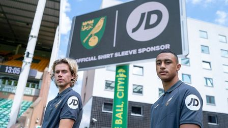 JD Sports has been announced as Norwich City's new shirt sleeve sponsor.