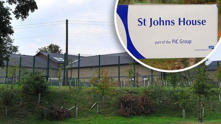 The CQC visited St John's House in Palgrave, near Diss, in December 2020 (file image)