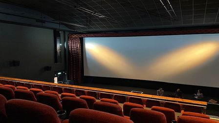 Abbeygate Cinema in Bury St Edmunds will be showing England's match with Italy on Sunday