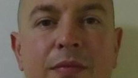 Sean Berger has absconded from Hollesley Bay prison.