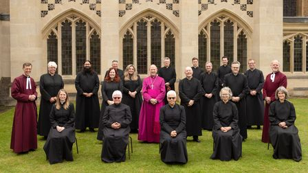 New Priests for Suffolk