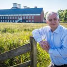 Roger Wright outside the Snape Maltings Concert Hall. Picture: Matt Jolly