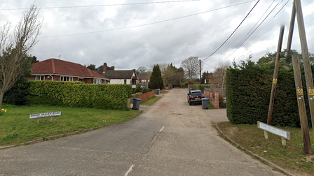Shaw Valley Road, the street playing as left-back in our starting 11