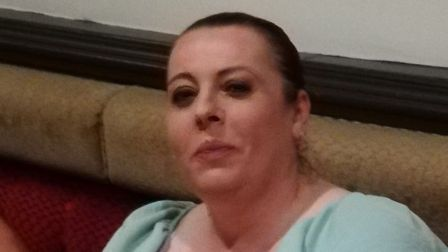 Michelle Andrews who was given a suspended prison sentence after admitting fraud and theft.