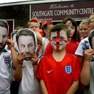 World Cup fever at Hardwick Primary School in Bury St Edmunds as they look forward to the semi-final