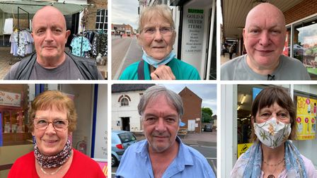 Our reporter, Aaron McMillan, went down to Fakenham to ask people if they would push forward with 'Freedom Day', or delay it.