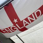 Norwich businesses are flying their England flags ahead of the Euros final tomorrow night.