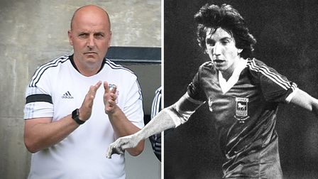 Ipswich Town manager Paul Cook has paid tribute to Blues legend Paul Mariner following his death on Friday