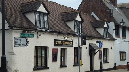 Covid forces Crown to close