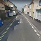 Suffolk Highways will temporarily close a section of Broad Street in Bungay as waterworks are carried out.