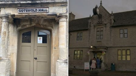 Cotswold Hall is the 'village hall' in This Country.