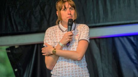 Maisie Adam was one of the highlightsat the 2021 Cambridge Comedy Festival.