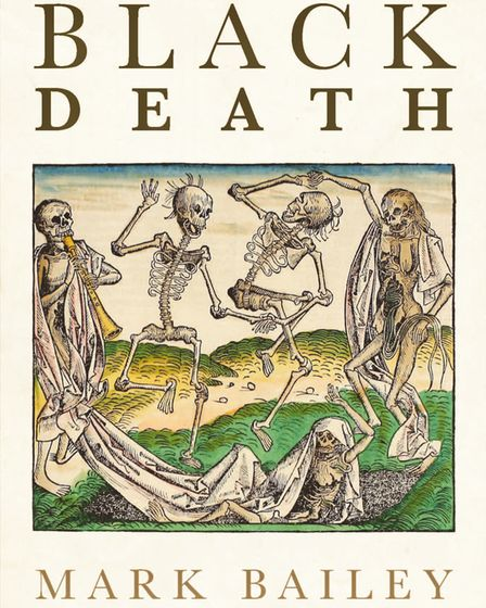 Book cover After the Black Death