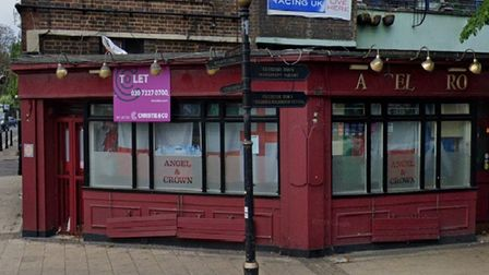 How run-down pub once looked beforeMelise took over and gave it a much-needed makeover