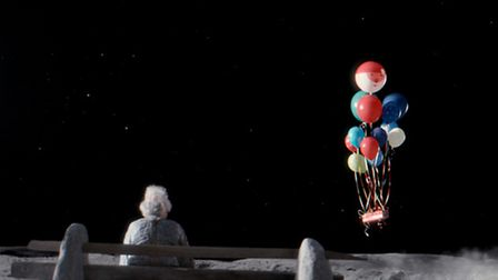 John Lewis' man on the moon has pulled on the heartstrings of viewers across the country. Photo: Joh