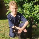 Zachary raised £65 for the Ely and District branch of Cats Protection by giving up chocolateand sweets for a month.