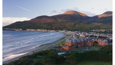 You're spoiled for fantastic views at Slieve Donard Resort