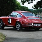 A Porsche 911 which will be on show at Motorsport East