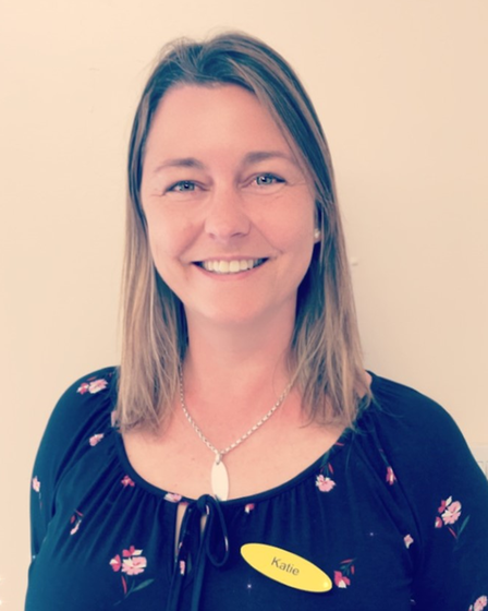 Katie Stephens, who is taking over as manager ofFakenham Children's Daycare Centre.