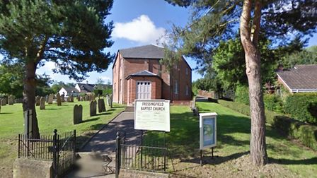 A fresh planning application has been submitted for Fressingfield Baptist Church in Cratfield Road