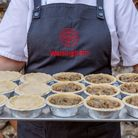 Pies from Walsingham Farm Shops