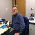 John Wilson, who runs Watton-based businessSiriushair, has issued a warning over fake GHDs being sold online