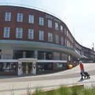 The John Lewis store in Norwich.