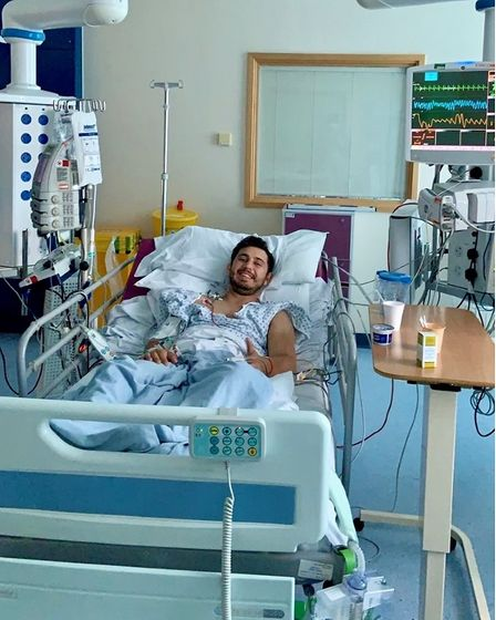 Ted had given up hope of a second kidney and had a miserable existence on dialysis.