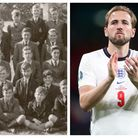 Harry Kane's connection to Cambridgeshire has been told by residents who knew him, and his namesake.