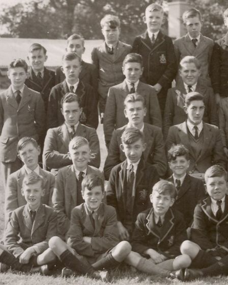 Harry Kane moved to Stretham as an evacuee after the Second World War