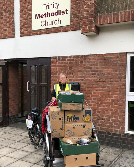 Bury Rickshaw is one of the organisations that works with Bury Drop In.