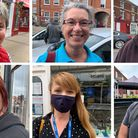 We asked people in Fakenham if they supported the use of Covid passports.