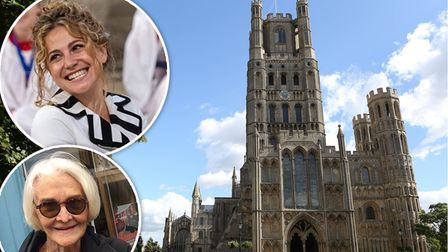 Why is Ely so popular with famous faces?