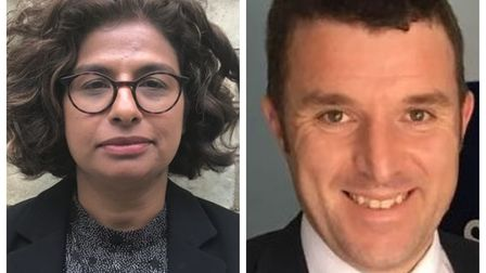 Jyoti Atri and Jonathan Lewis tell Cambridgeshire schools to stay cautious from July 19